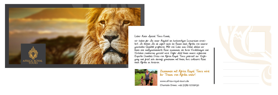 Africa Royal Tours