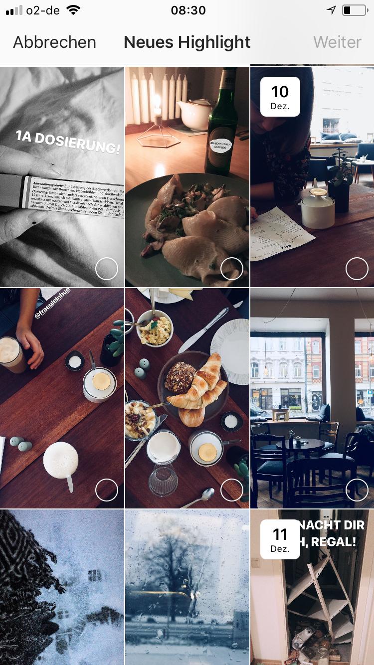 Anschauen instagram archivierte bilder Private Instagram