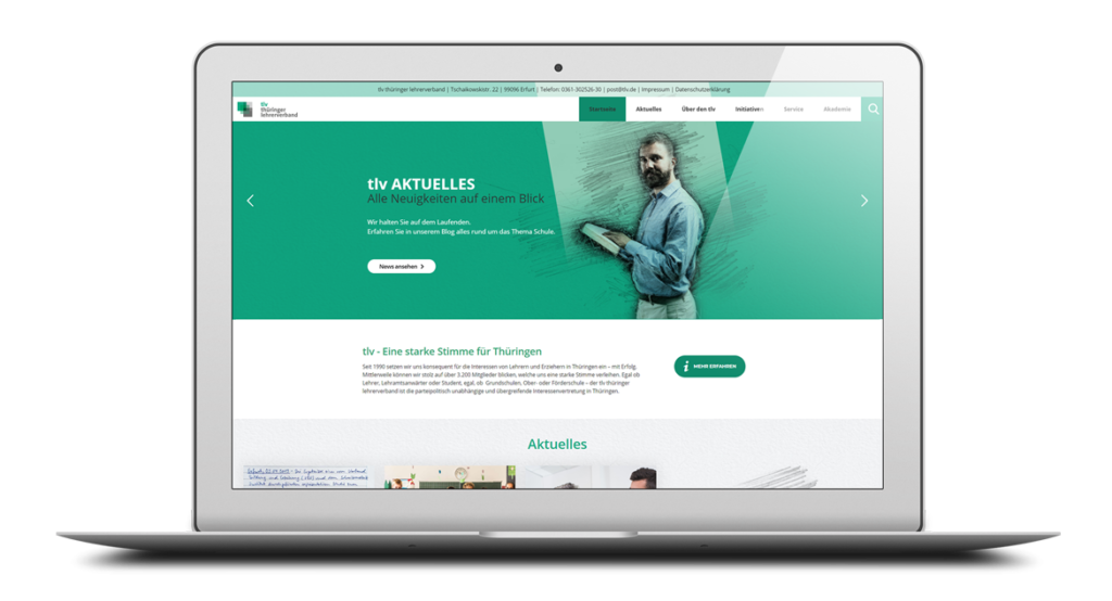 responsive Webdesign TLV Webrelaunch