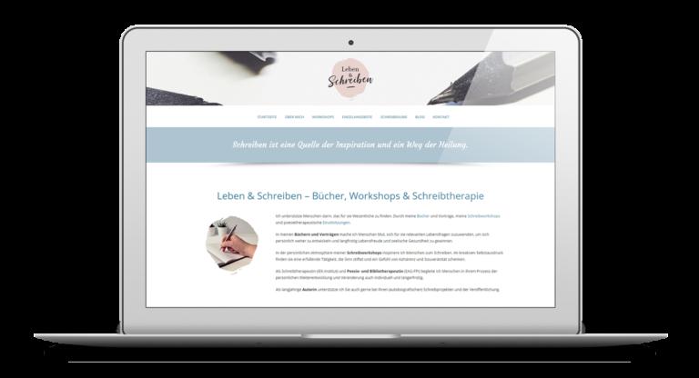 Webdesign Amelie Mahlstedt