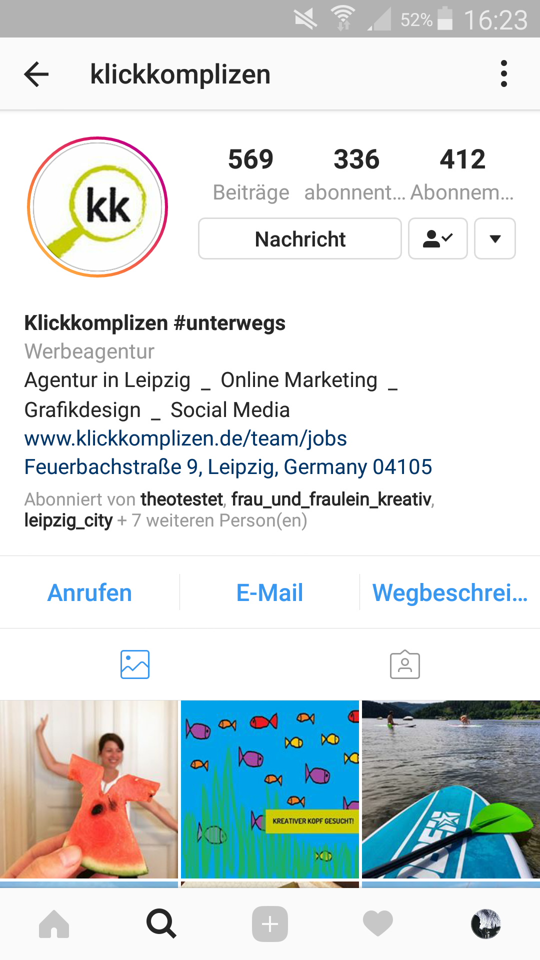 6 Instagram Bio Ideen Fur 2021 Follower24 4